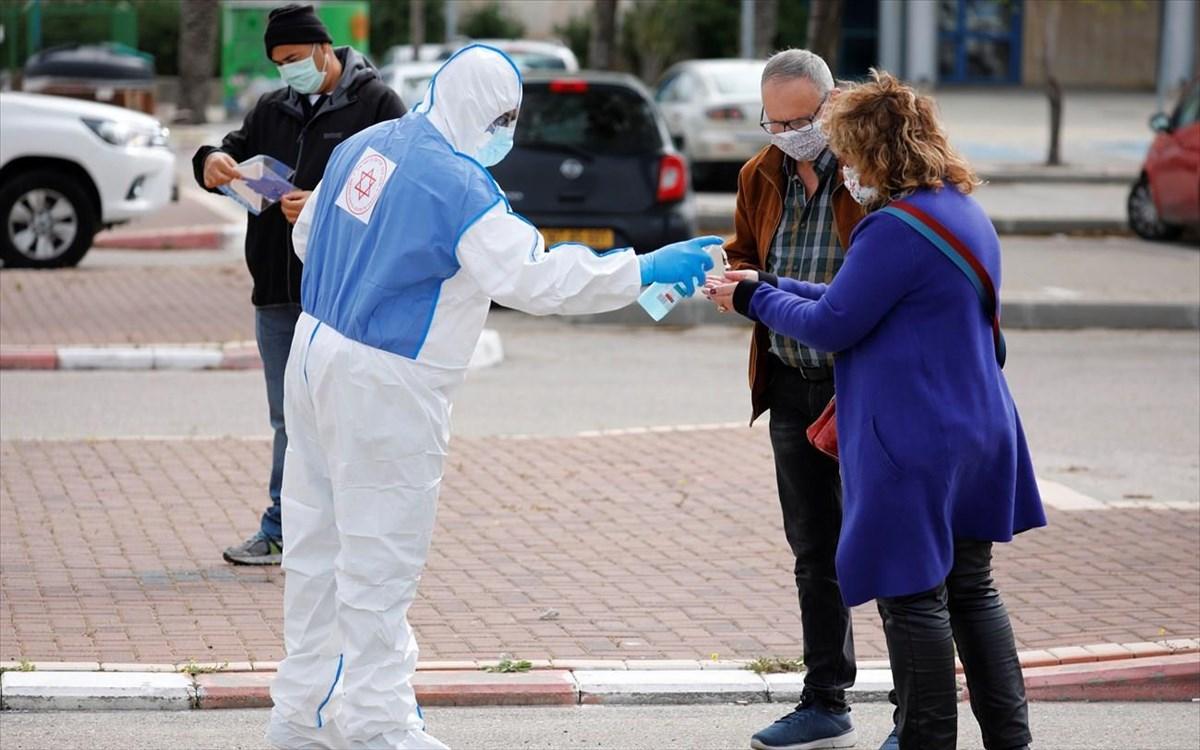 Ισραήλ προμήθεια εμβόλια: Υπό την πίεση του ΟΗΕ 5.000 δόσεις στους Παλαιστίνιους