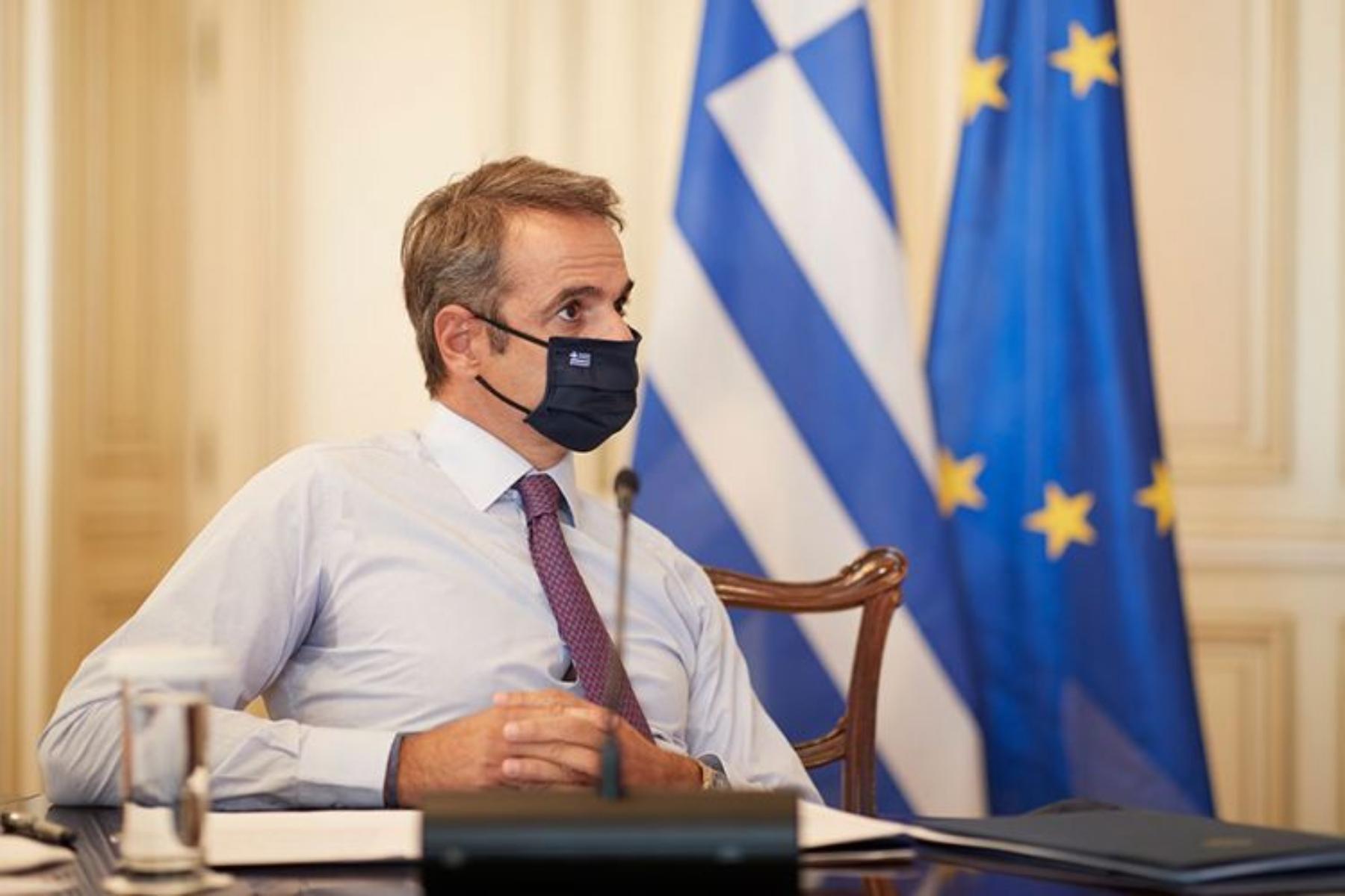 """Υπουργικό Συμβούλιο: Συνεδρίαση- Στα """"σκαριά"""" νομοσχέδιο για τηλεργασία στο Δημόσιο"""