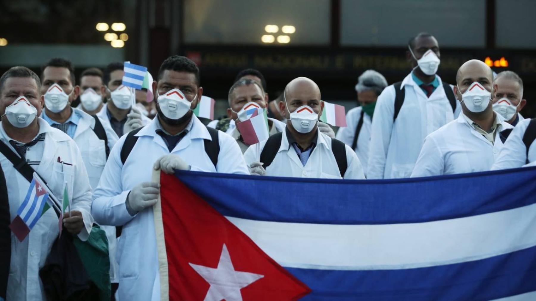 Κορωνοϊός: Οι Κουβανοί θέλουν να εμβολιάσουν και τους τουρίστες