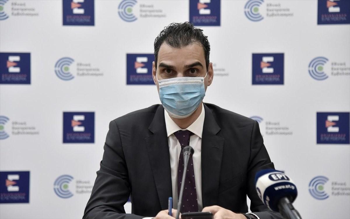 Θεμιστοκλέους: Ανοίγει την Παρασκευή η πλατφόρμα για άτομα με υποκείμενα νοσήματα πολύ υψηλού κινδύνου