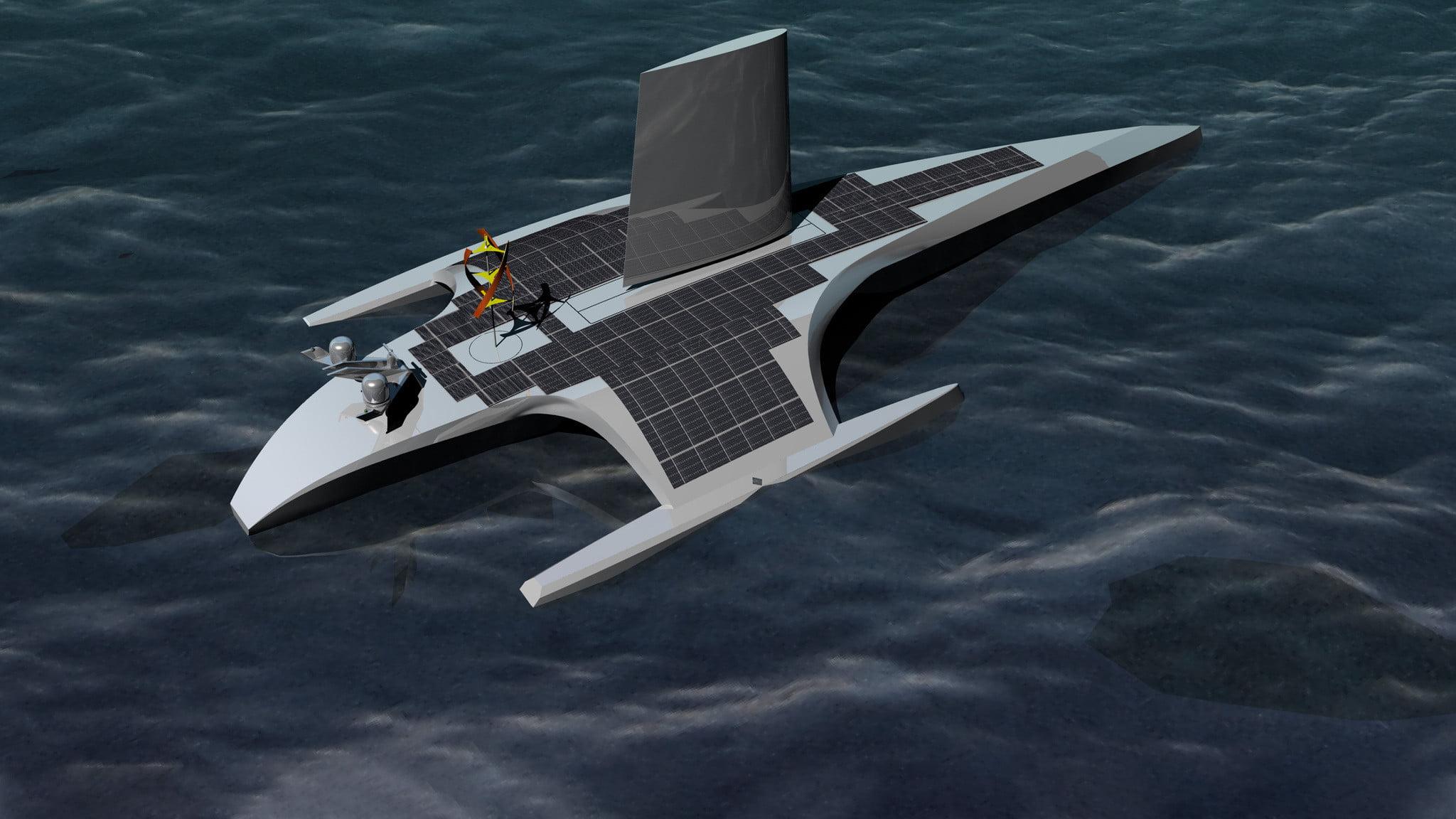 Ωκεανοί Σκάφος: Η αυτόνομη οδήγηση θα βγει στο νερό τον Απρίλιο με το Mayflower Autonomous Ship