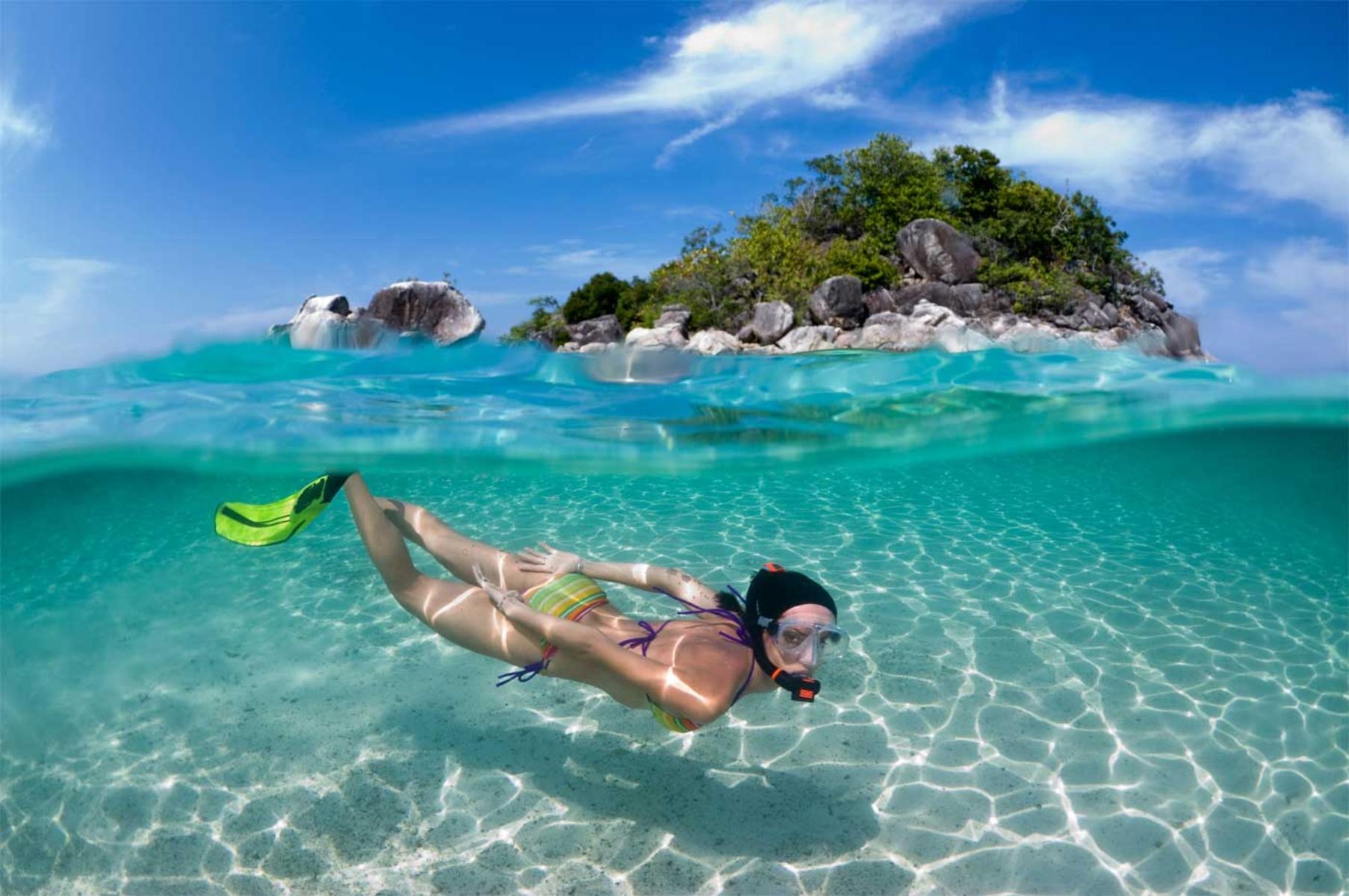 Εκπληκτικά οφέλη για την υγεία το θαλασσινού νερού
