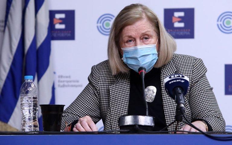 """Θεοδωρίδου: """"Το εμβολιαστικό πρόγραμμα του Ισραήλ δίνει ελπίδα στον κόσμο"""""""