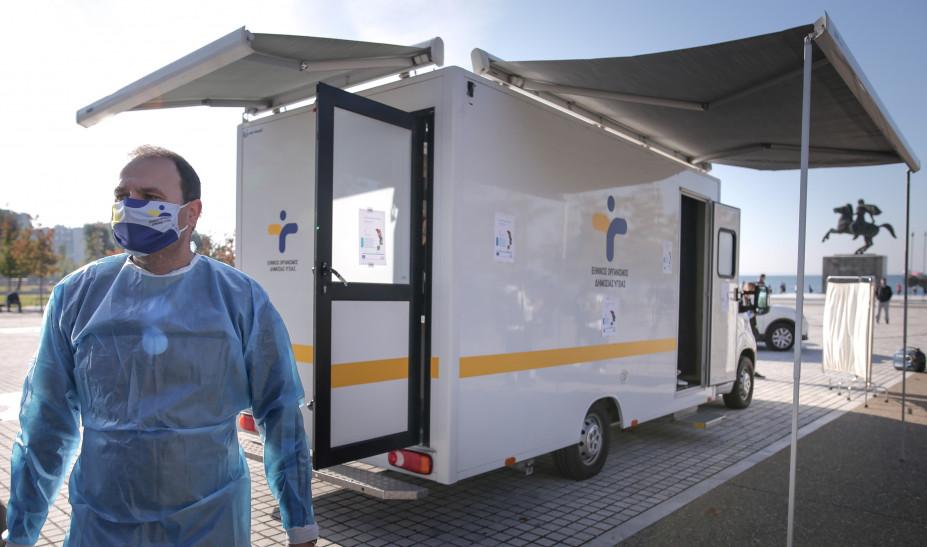 Κορωνοϊός λύματα: Αύξηση 265% στο Ηράκλειο και 98,1% στο Ρέθυμνο