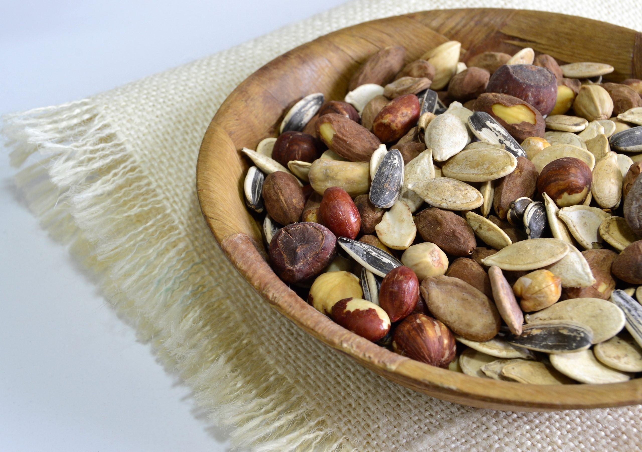 Διατροφή: Οι ξηροί καρποί ωφελούν την υγεία