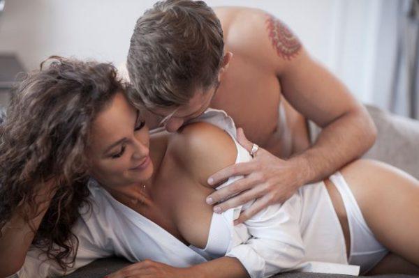 Σεξ και χορτοφαγία: Καλύτεροι εραστές οι άνδρες χορτοφάγοι