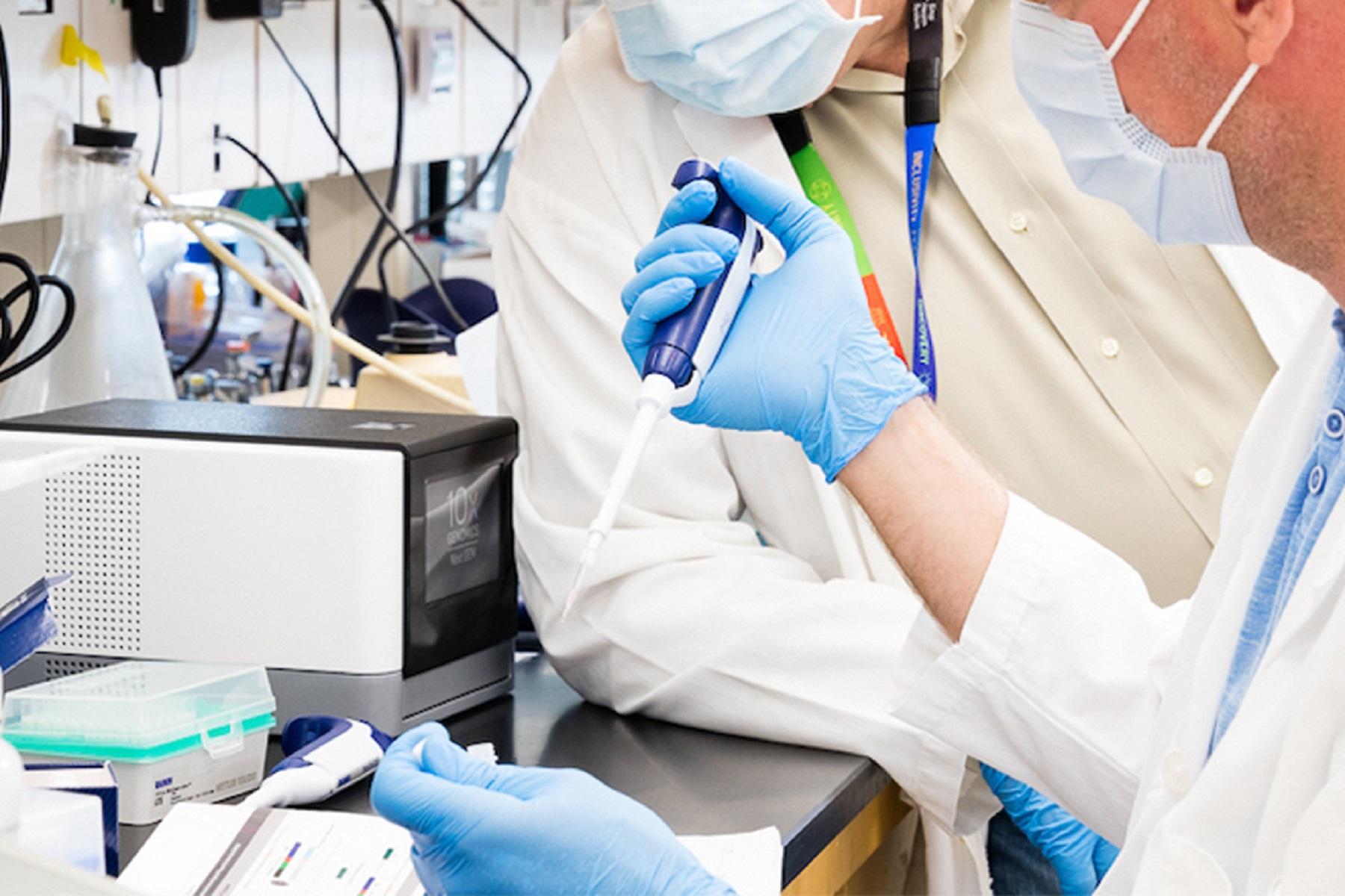 Πλατφόρμα Ρομποτικής: Eπανάσταση στον τρόπο παρακολούθησης της εξάπλωσης των ιών στα εργαστήρια