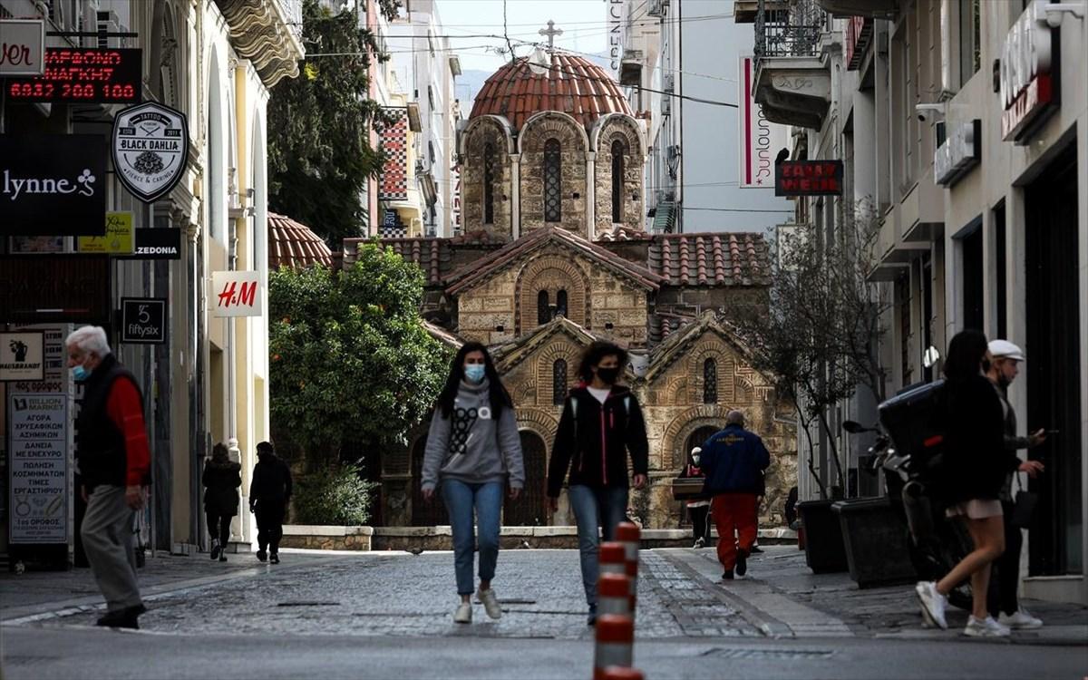 Ο χάρτης του κορωνοϊού στην Ελλάδα 08/05: 1.122 κρούσματα στην Αττική – 285 στη Θεσσαλονίκη – 108 στην Αιτωλοακαρνανία