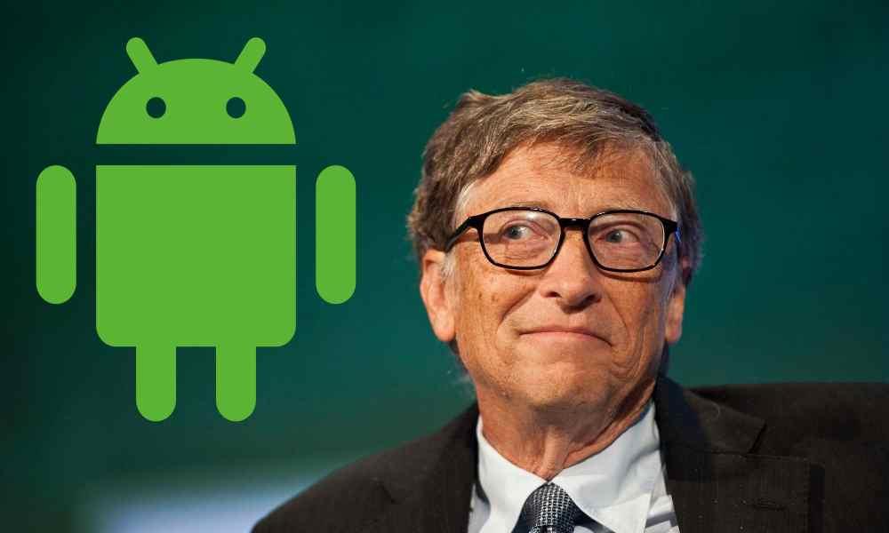 Bill Gates: Ο λόγος που προτιμά τα Android από τα iOS [vid]