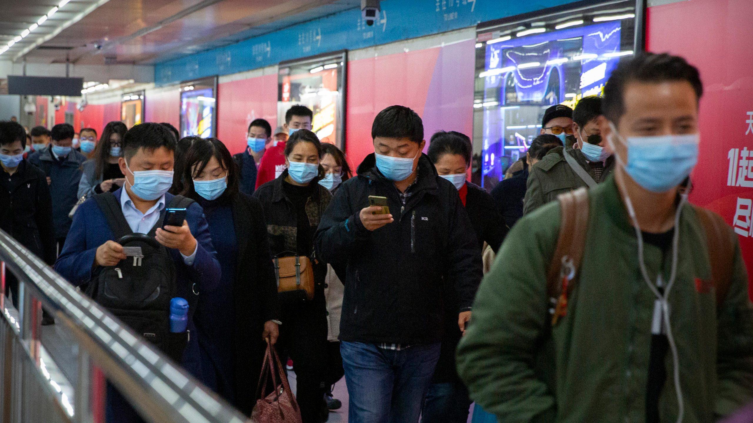 Κορωνοϊός Κίνα Εμβόλιο: Στόχος ο εμβολιασμός του 40% του πληθυσμού έως τα τέλη Ιουνίου