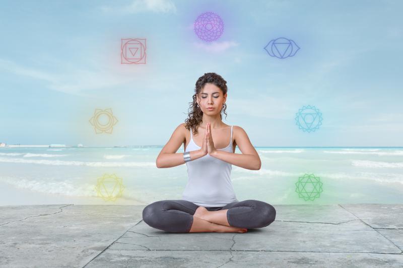 Διαλογισμός: Μάθετε ποια είναι τα 7 chakra σας