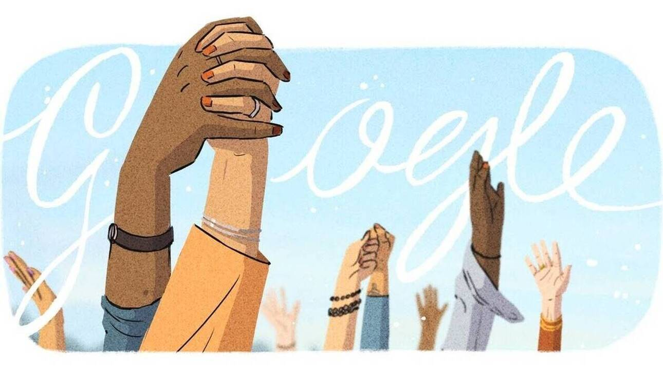 Google Doodle: Αφιερωμένο στην Παγκόσμια Ημέρα της Γυναίκας [vid]
