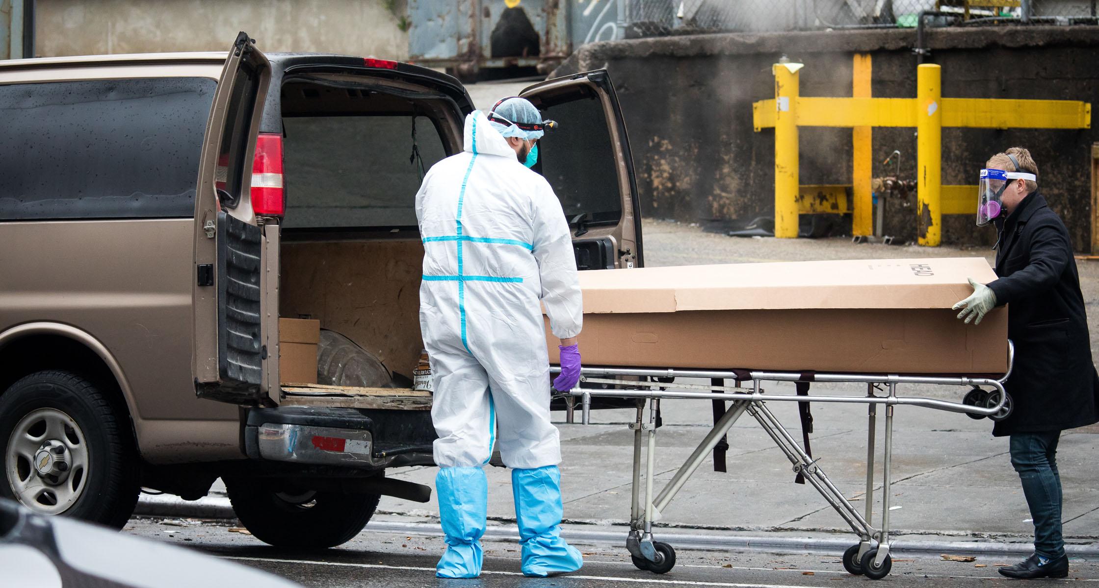 Κορωνοϊός ΗΠΑ: Πάνω από 2.400 καταγεγραμμένα κρούσματα μετάλλαξης του ιού