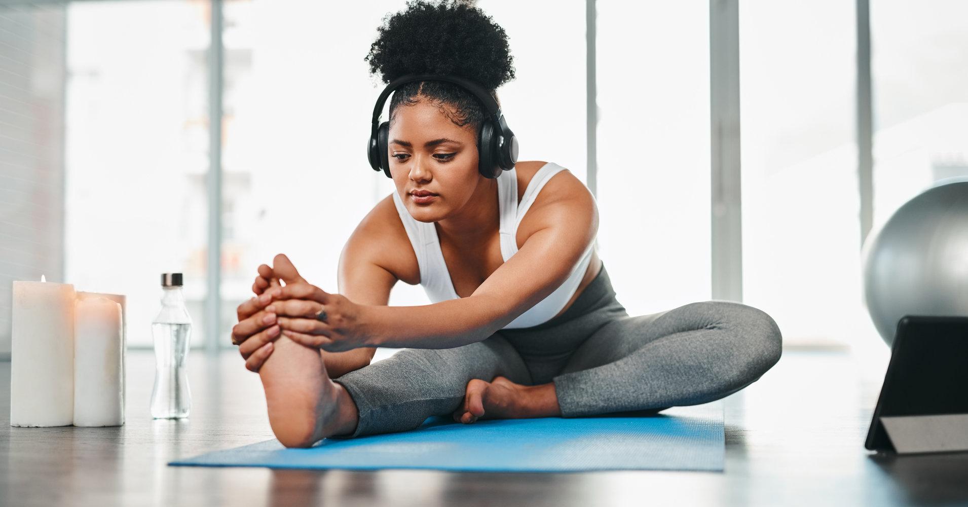 Αθλητισμός Οφέλη: Το stretching κάνει καλό στην υγεία [vid]