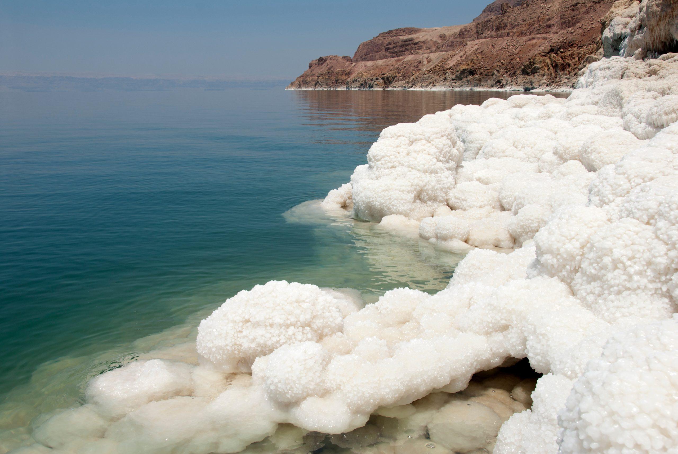 Θάλασσα Αλάτι Ψωρίαση: Ανακουφίστε τα συμπτώματα της ψωρίασης με αλάτι από τη Νεκρά Θάλασσα [vid]