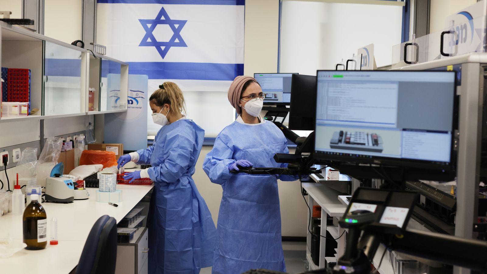 Ισραήλ κορωνοϊός: Επιστροφή στην κανονικότητα μετά τον εμβολιασμό του 40% του πληθυσμού [vid, pcs]