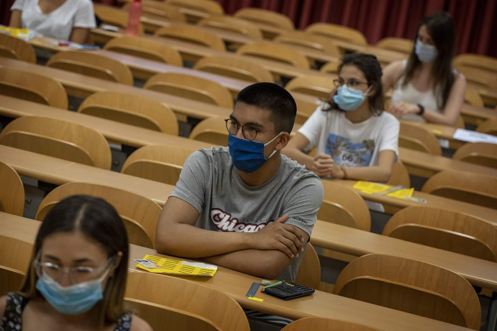 Επιστήμη Κορωνοϊός Ψυχική Υγεία: 85% των φοιτητών στις ΗΠΑ ανέφεραν προκλήσεις ψυχικής υγείας λόγω πανδημίας