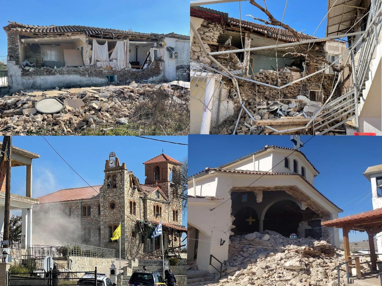 Σεισμός Ελασσόνα μετασεισμοί: Ανησυχούν οι σεισμολόγοι για τα 5,9 ρίχτερ