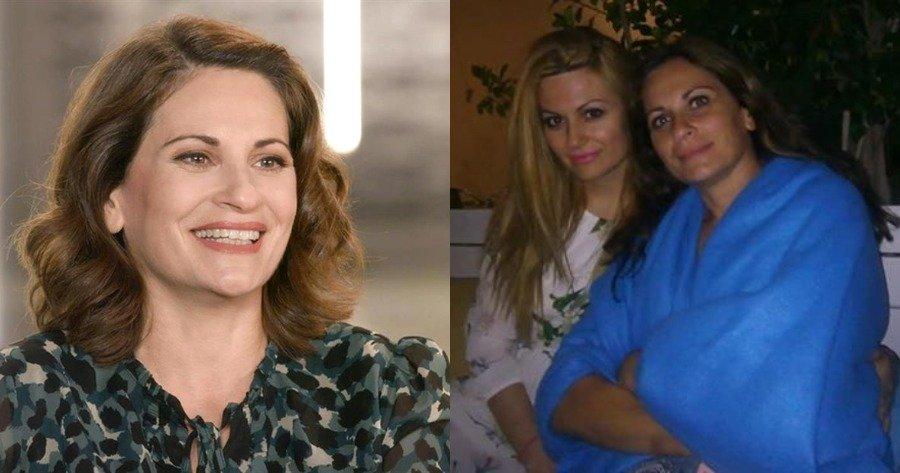 Θεοφανία Παπαθωμά: Η φωτογραφία με την αδερφή της 20 χρόνια μετά και η συγκίνηση της ηθοποιού [vid, pic]