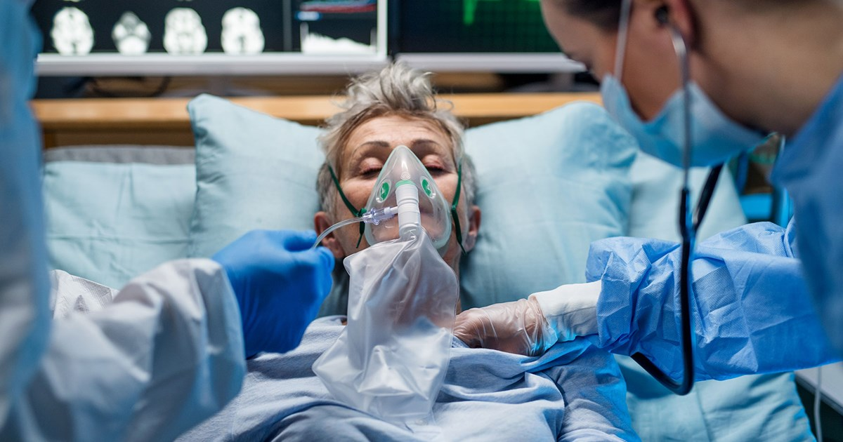 Κορωνοϊός Μακροχρόνιες Επιπλοκές: Το ένα τρίτο των ασθενών επιστρέφει στο νοσκομείο