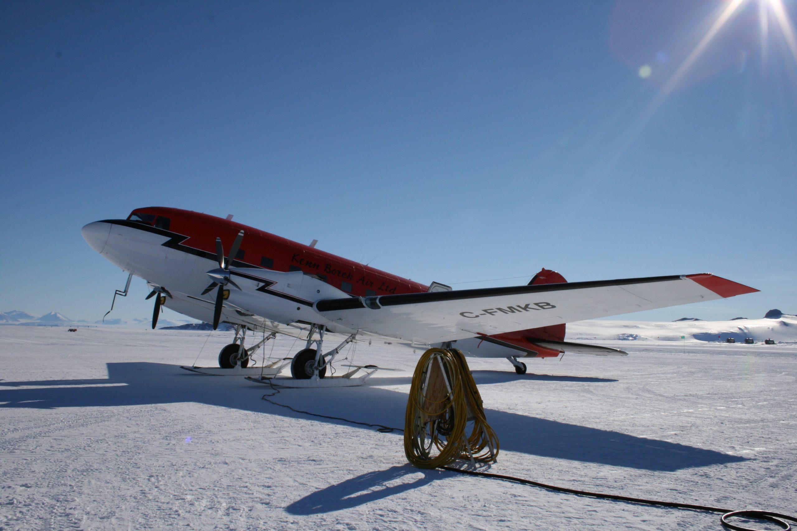 Θαλάσσιος Πάγος Ανταρκτική: Έρευνα ρίχνει φως στις διαδικασίες σύνθεσης του θαλάσσιου πάγου στην Ανταρκτική