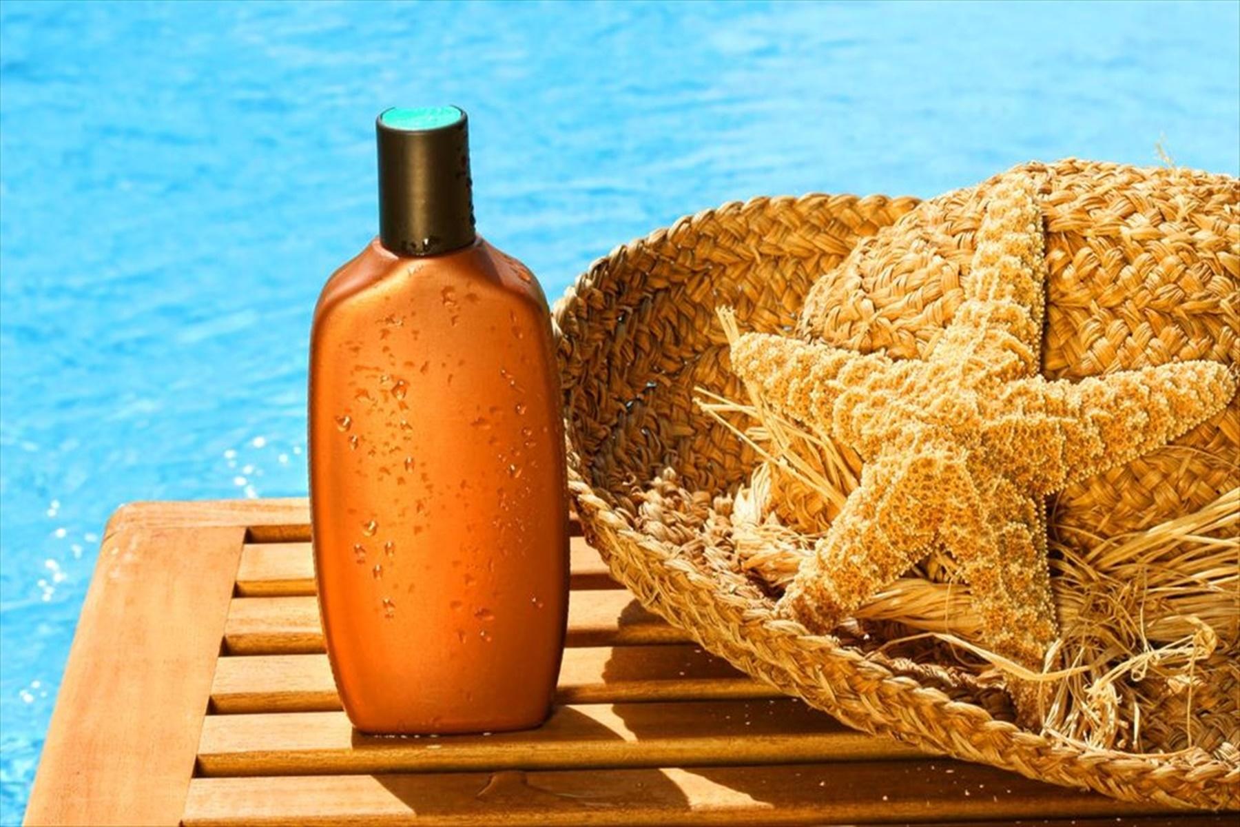 Αντηλιακά καλοκαίρι: Τρόποι για να προστατευτείς
