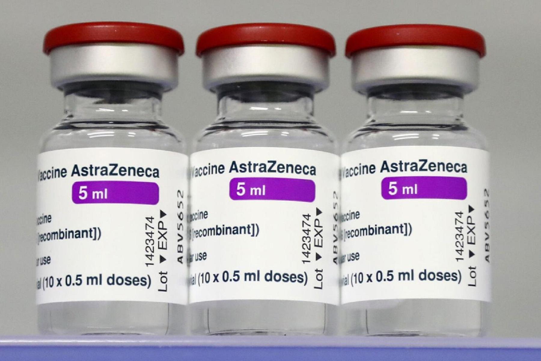 Επιτροπή Ευρώπη: Υποστηρίζει το εμβόλιο COVID-19 της AstraZeneca εν μέσω αναφορών θρόμβων αίματος