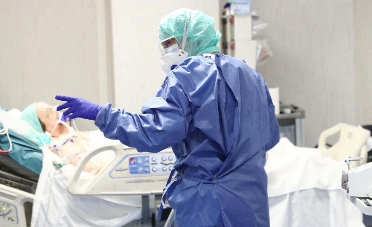 Κορωνοϊός ασθενής εγκεφαλικό: Δύο στους 100 ασθενείς Covid-19 σε ΜΕΘ παθαίνουν εγκεφαλικό