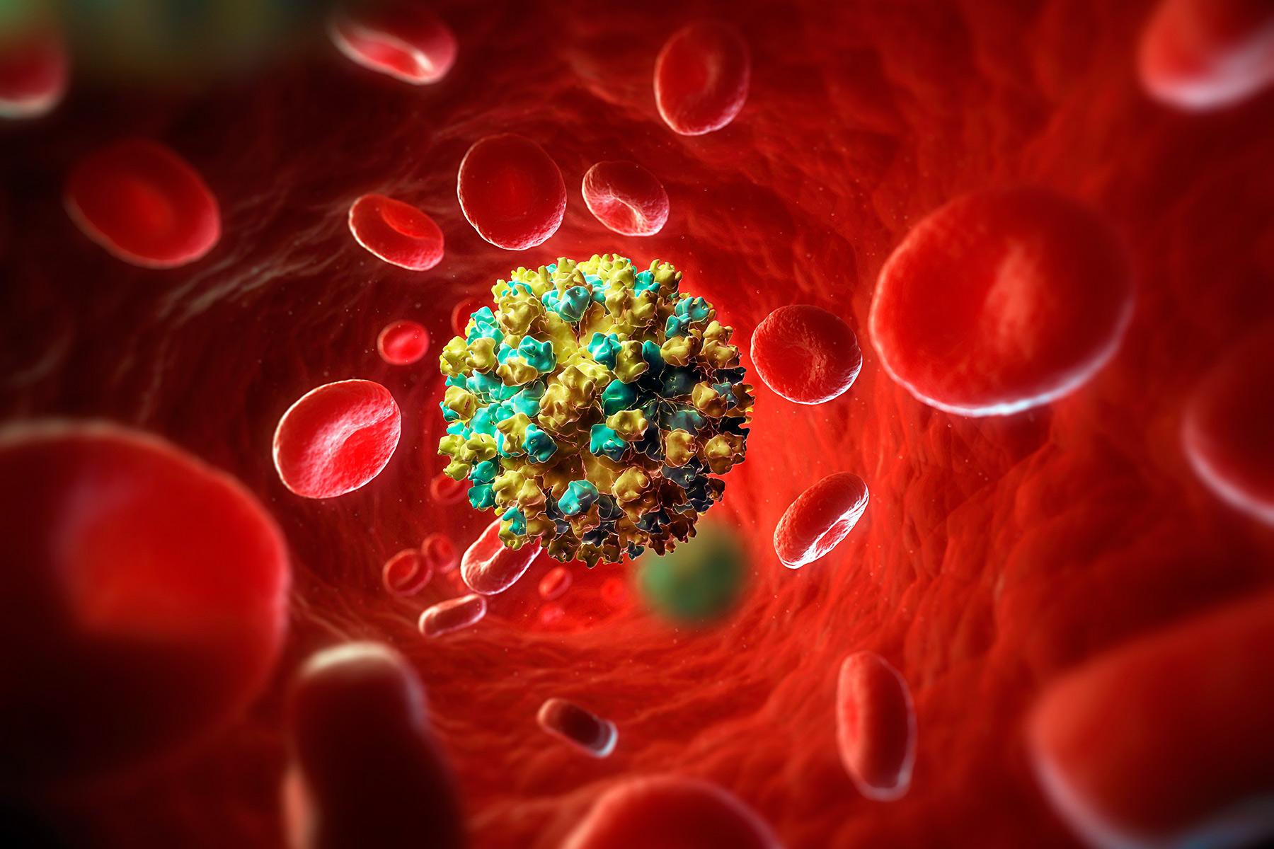Κορωνοϊός Παρενέργειες: Μειωμένες περιπλοκές της νόσου με φάρμακο για την Ηπατίτιδα