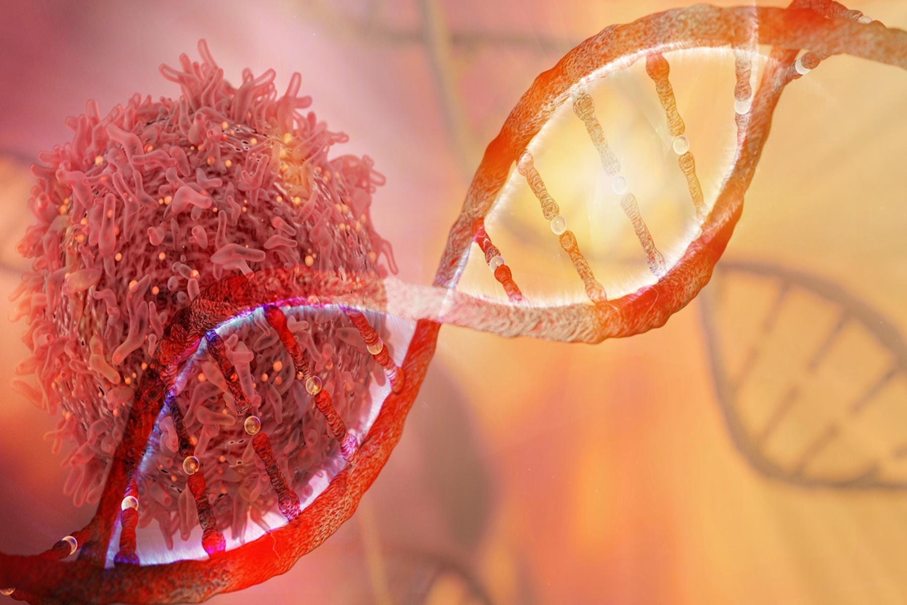 Καρκίνος: Ερευνητές αποκρυστάλλωσαν με ακτίνες Χ τη δομή ενζύμου που παίζει καθοριστικό ρόλο στον καρκίνο