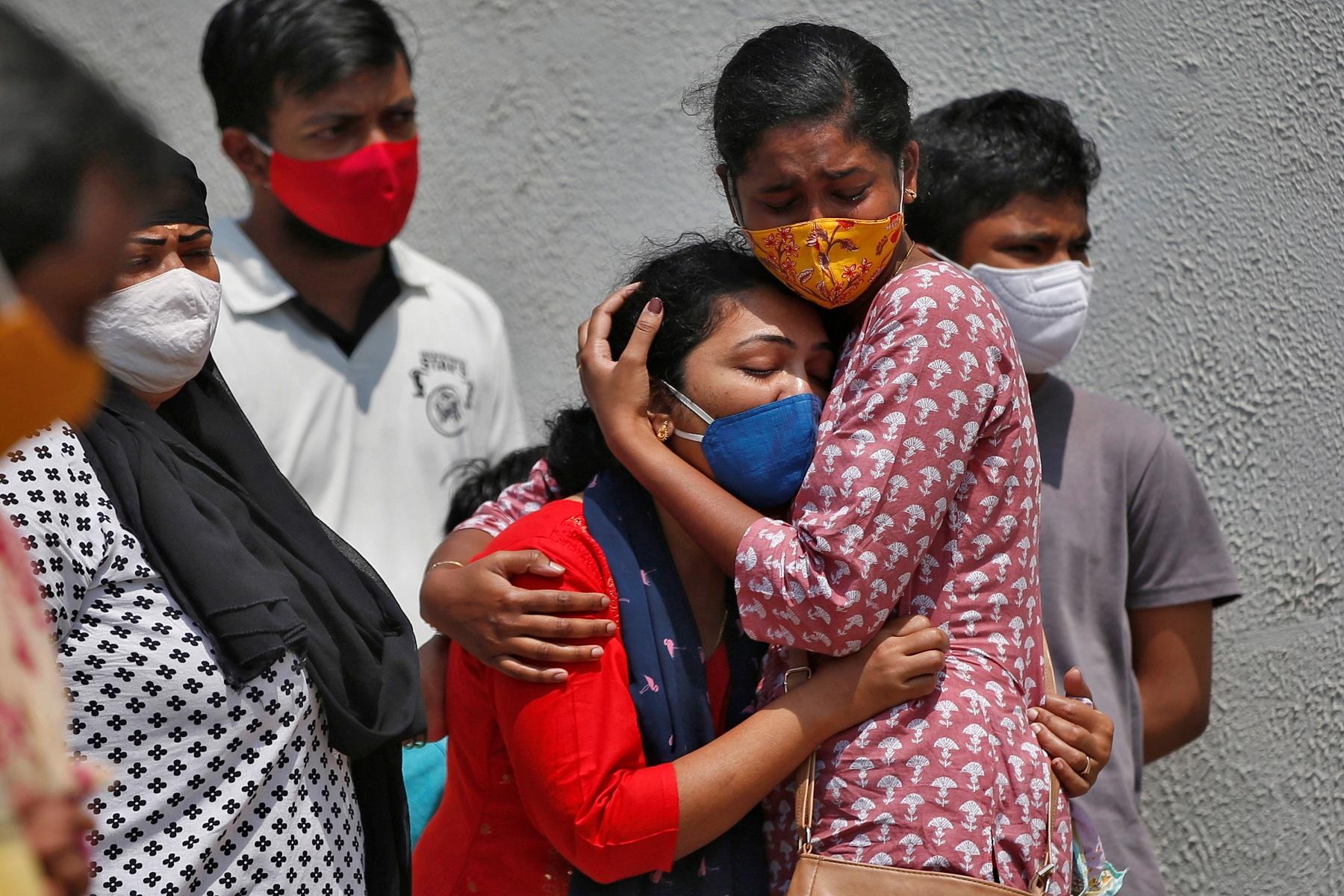 Ινδία: Χιλιάδες αναρρώσαντες από Covid-19 εμφανίζουν θανατηφόρα μυκητιασική λοίμωξη