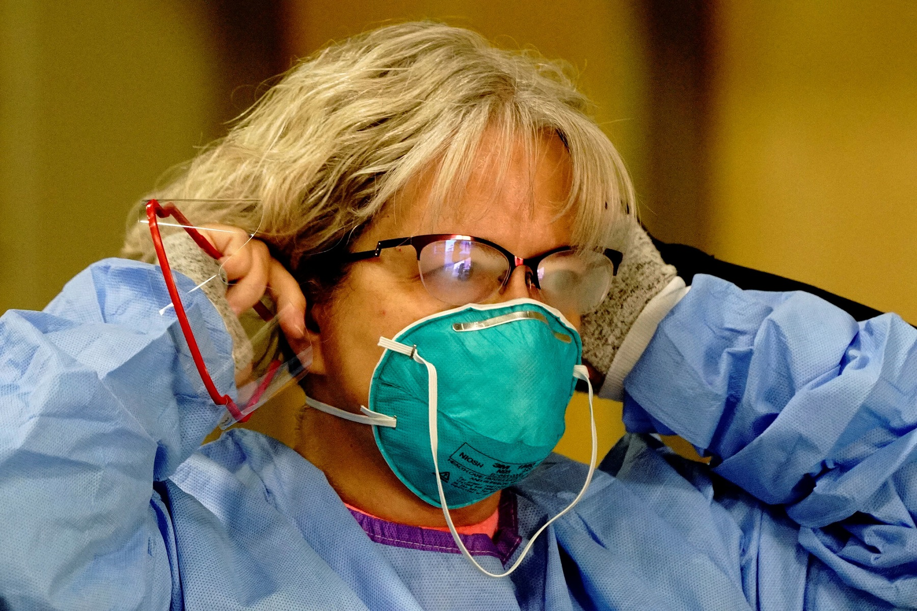 Γηροκομείο Κεντάκι ΗΠΑ: Ανησυχία για την επίδραση του εμβολίου μετά από ξέσπασμα που συνδέεται με την παραλλαγή R.1