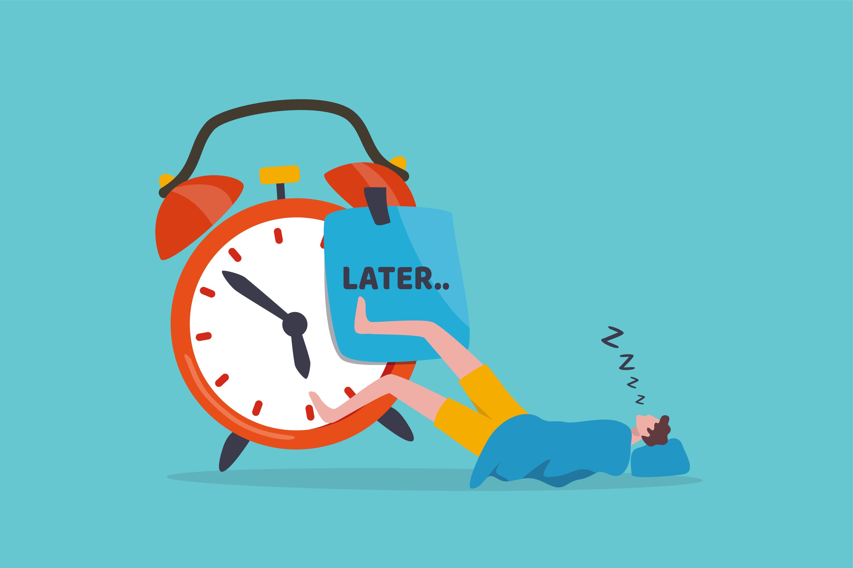 Αναβλητικότητα Αντιμετώπιση: Δύο τεχνικές για να την ξεπεράσετε