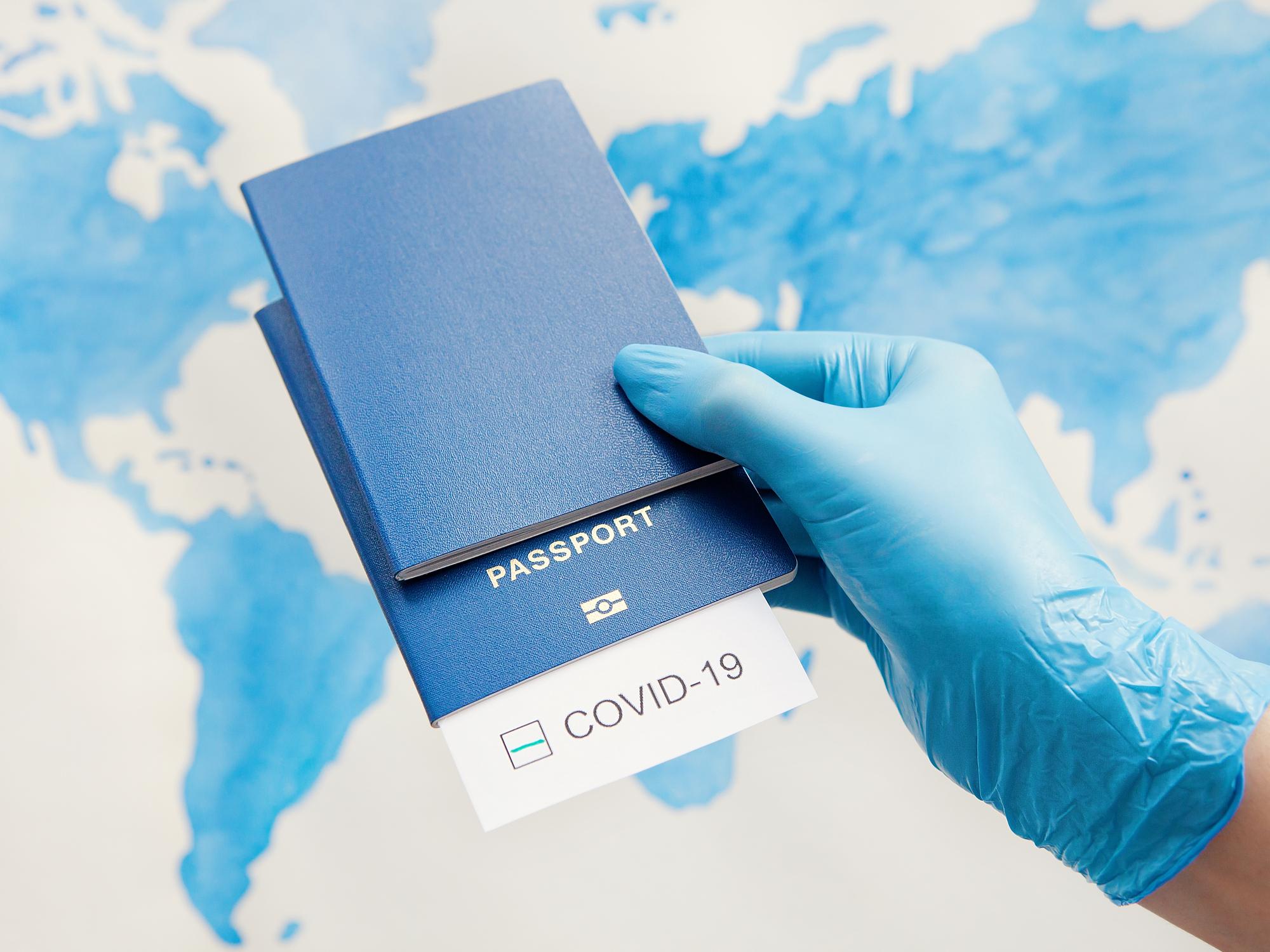 Πιστοποιητικό κορωνοϊός Ευρώπη: Πιστοποιητικό κορωνοϊού μέχρι ενός έτους για ταξίδια στην Ε.Ε.