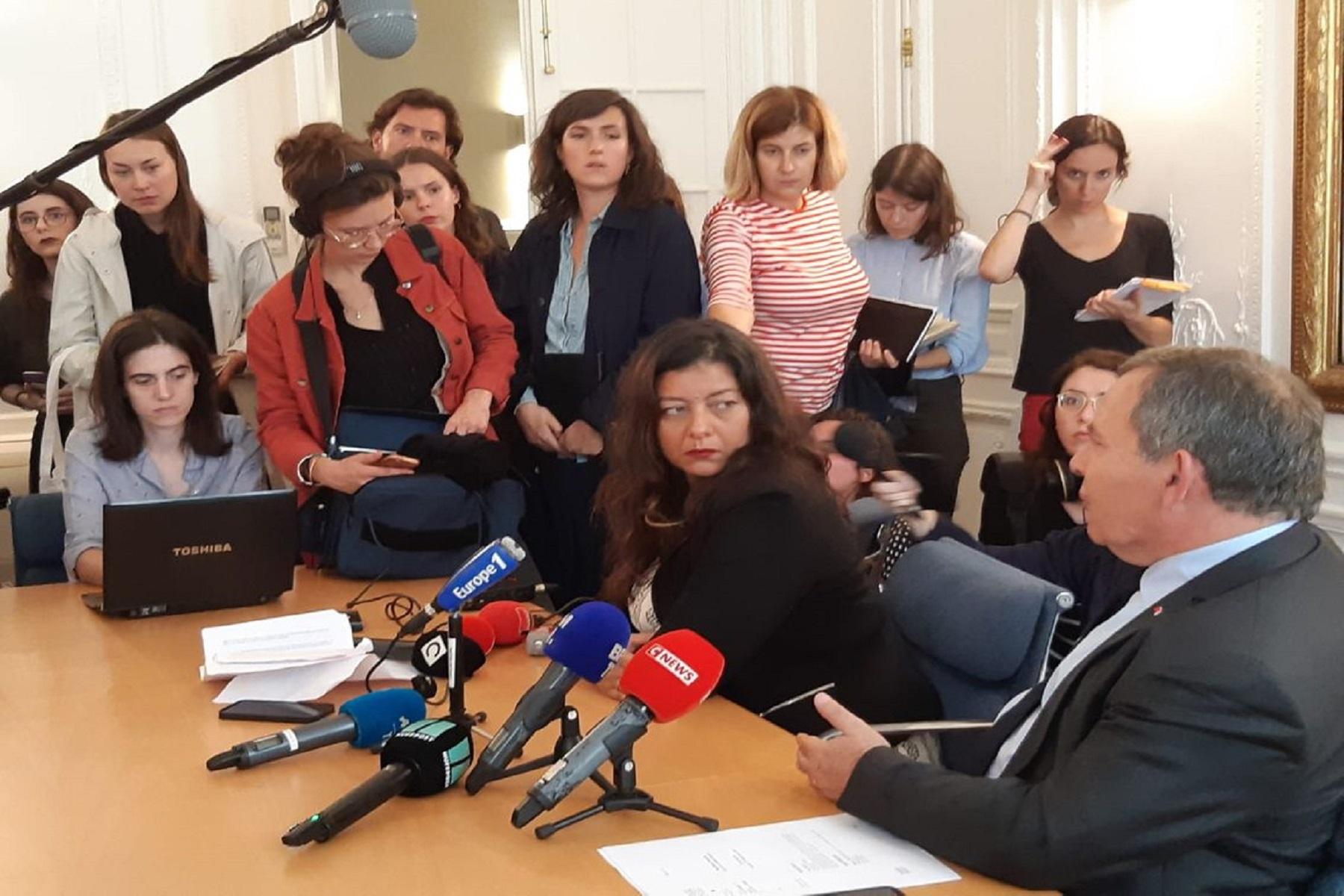 Εφετείο Παρίσι: «Ιστορική» νίκη για τα θύματα σεξουαλικής παρενόχλησης