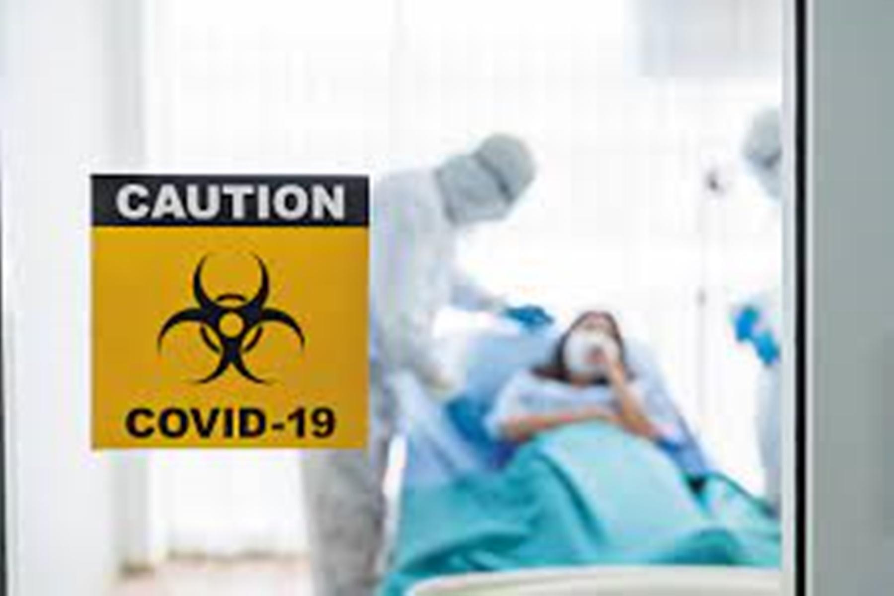 Κορωνοϊός πανδημία : Πως επιδρά στους ασθενείς με εγκεφαλίτιδα