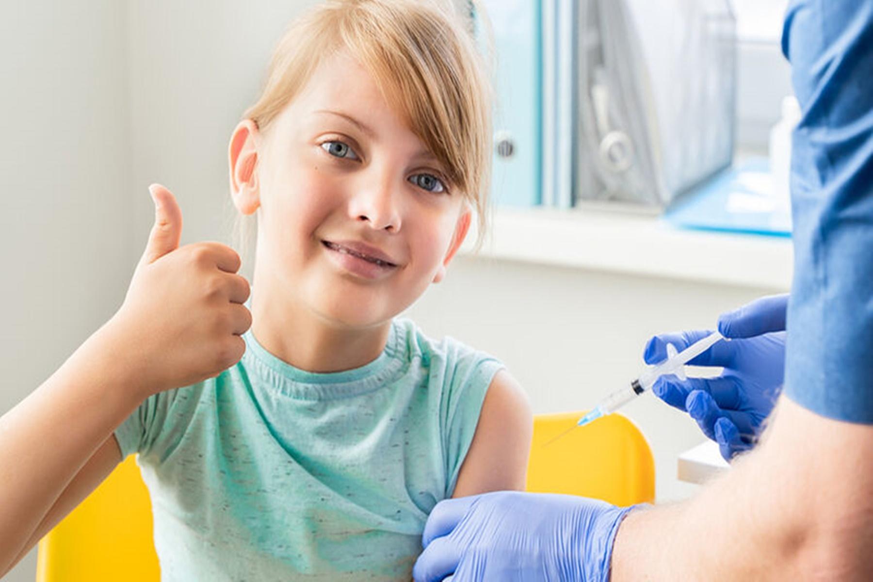 Εμβόλιο παιδιά : Οι δηλώσεις του Μπάιντεν για το πότε θα ξεκινήσουν στην Αμερική