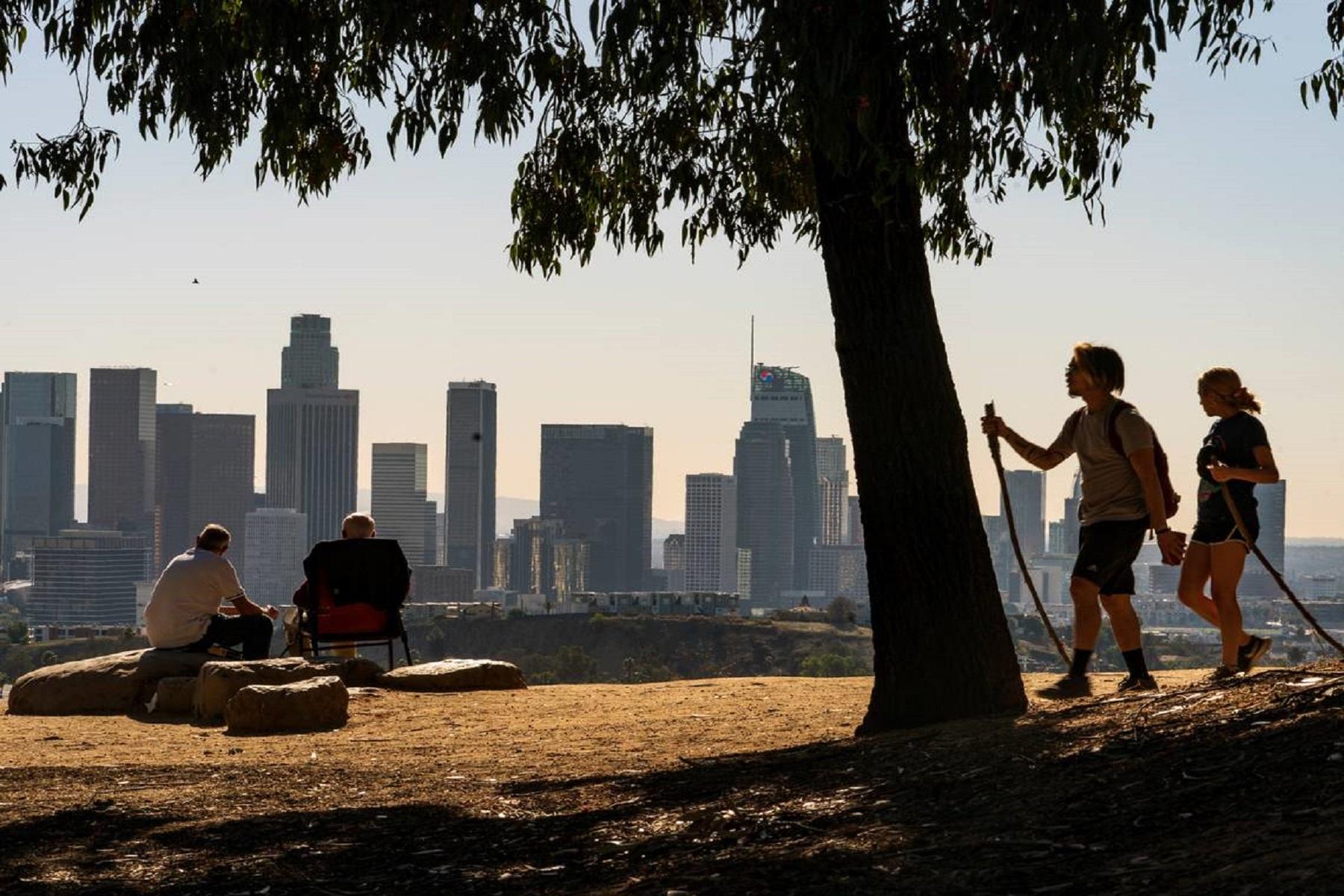 ΗΠΑ Covid-19: Ο πληθυσμός της Καλιφόρνιας μειώνεται για πρώτη φορά στην ιστορία της πολιτείας