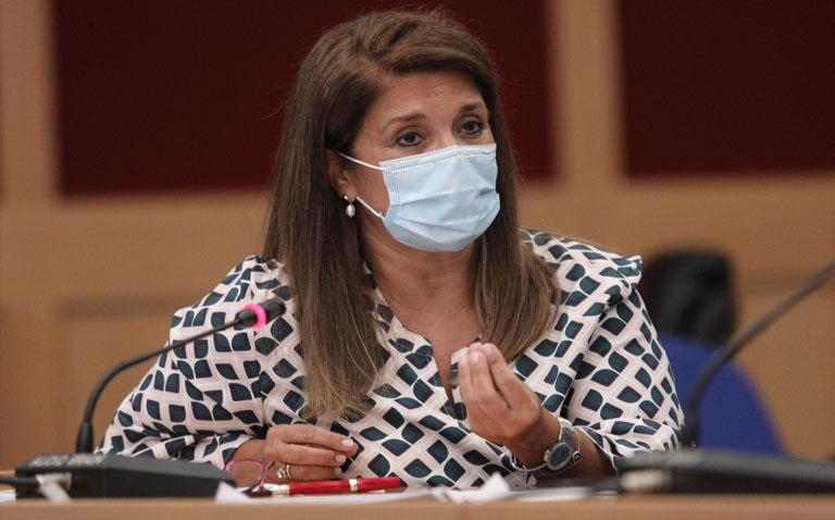 Βάνα Παπαευαγγέλου: Συνεχίζεται η τάση αποκλιμάκωσης της πανδημίας