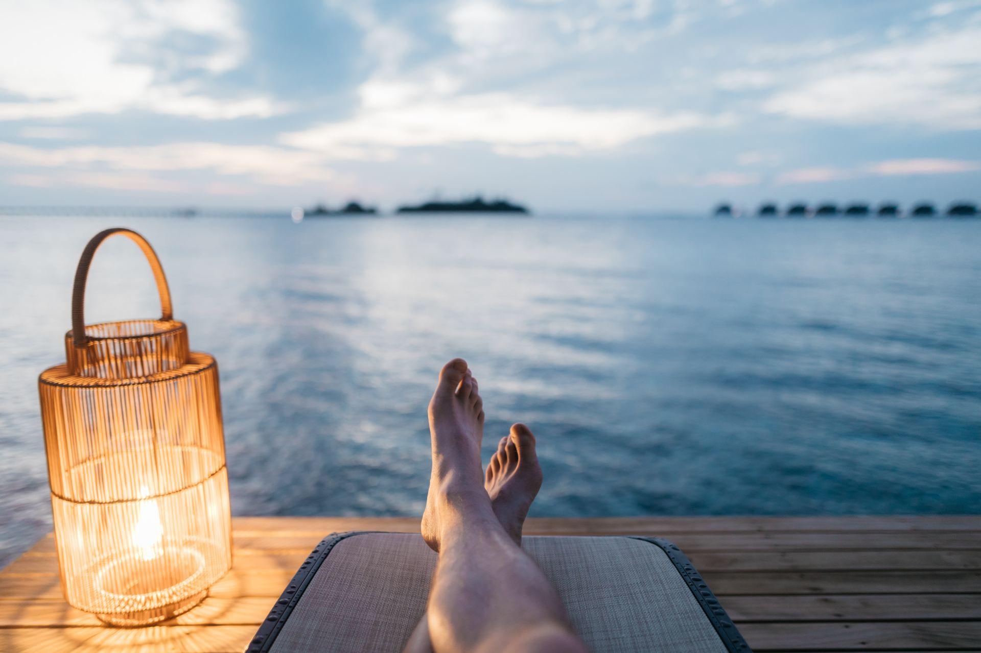 Θάλασσα Οφέλη Υγεία: Μια βόλτα στη θάλασσα μπορεί να σας αναζωογονήσει [vid]