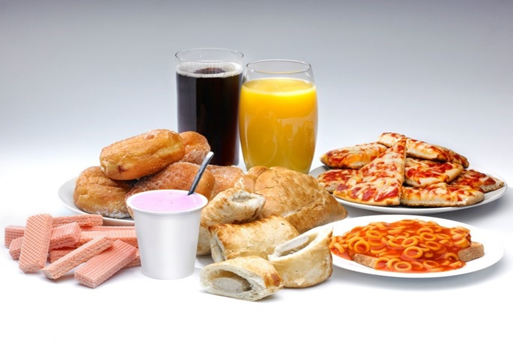 Διατροφή : Μάθετε την διαφορά επεξεργασμένων από μη επεξεργασμένων τροφίμων