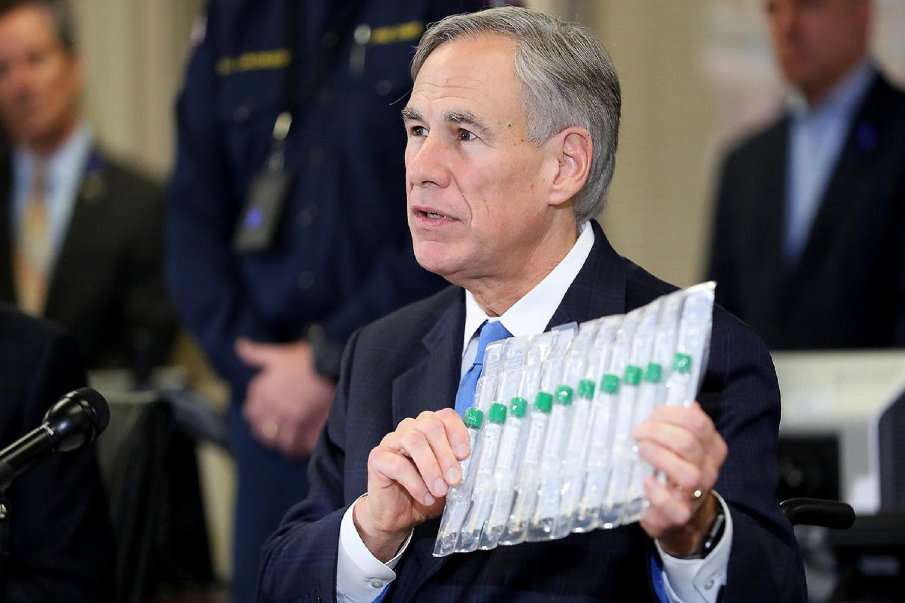 Κυβερνήτης του Τέξας: Το άνοιγμα της οικονομίας ήταν «σωστή κίνηση» – Το αποδεικνύουν οι αριθμοί