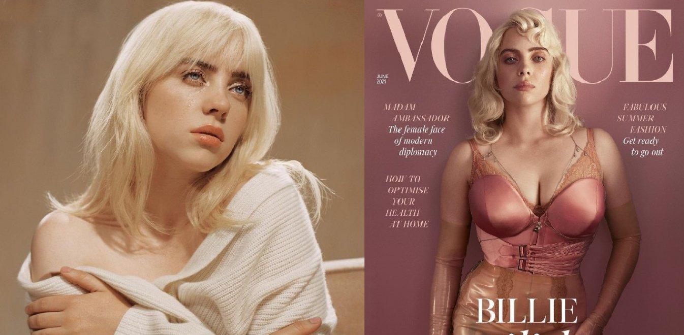 Billie Eilish: Εξώφυλλο στη βρετανική Vogue η 19χρονη ποπ σταρ [pics, vid]