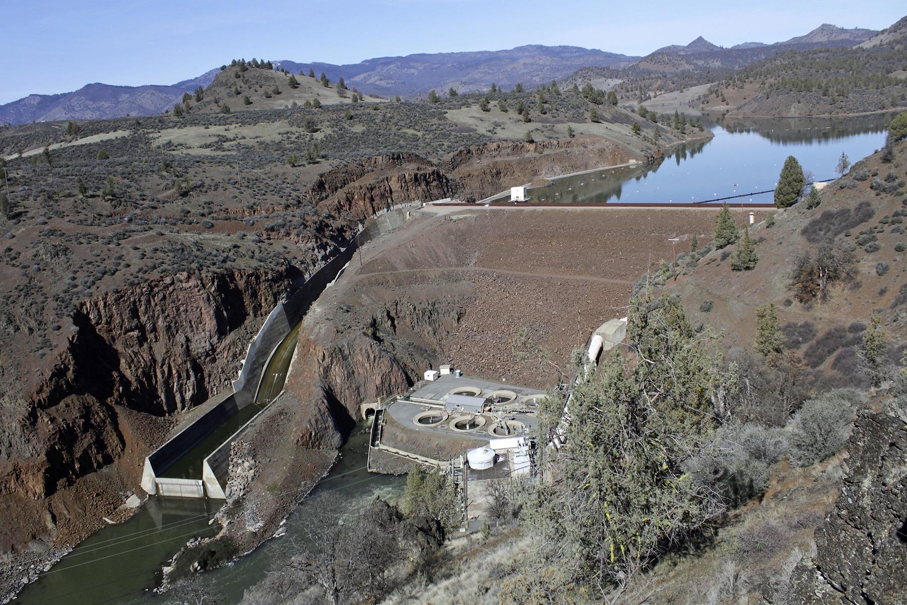 Ξηρασία ΗΠΑ: Καταστροφική η κρίση του νερού στα σύνορα Καλιφόρνιας-Όρεγκον