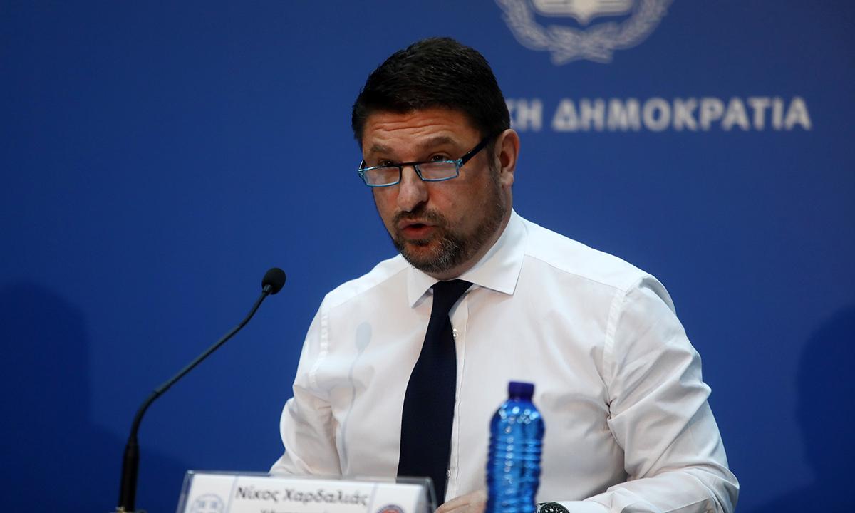 Νίκος Χαρδαλιάς: Κρούει τον κώδωνα για δέκα περιοχές