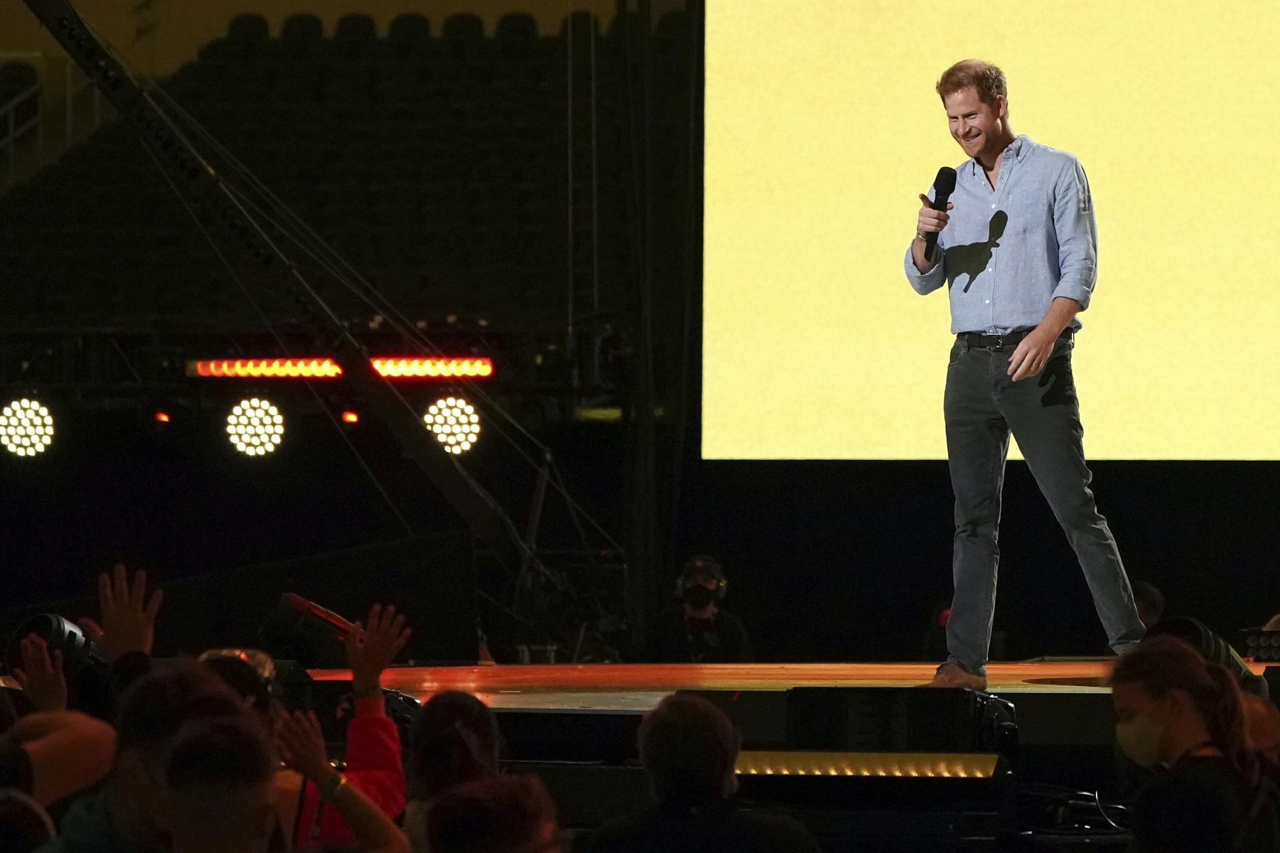 Λος Άντζελες: Ο πρίγκιπας Χάρι με τη Τζένιφερ Λοπέζ ηγούνται της συναυλίας «Vax Live»