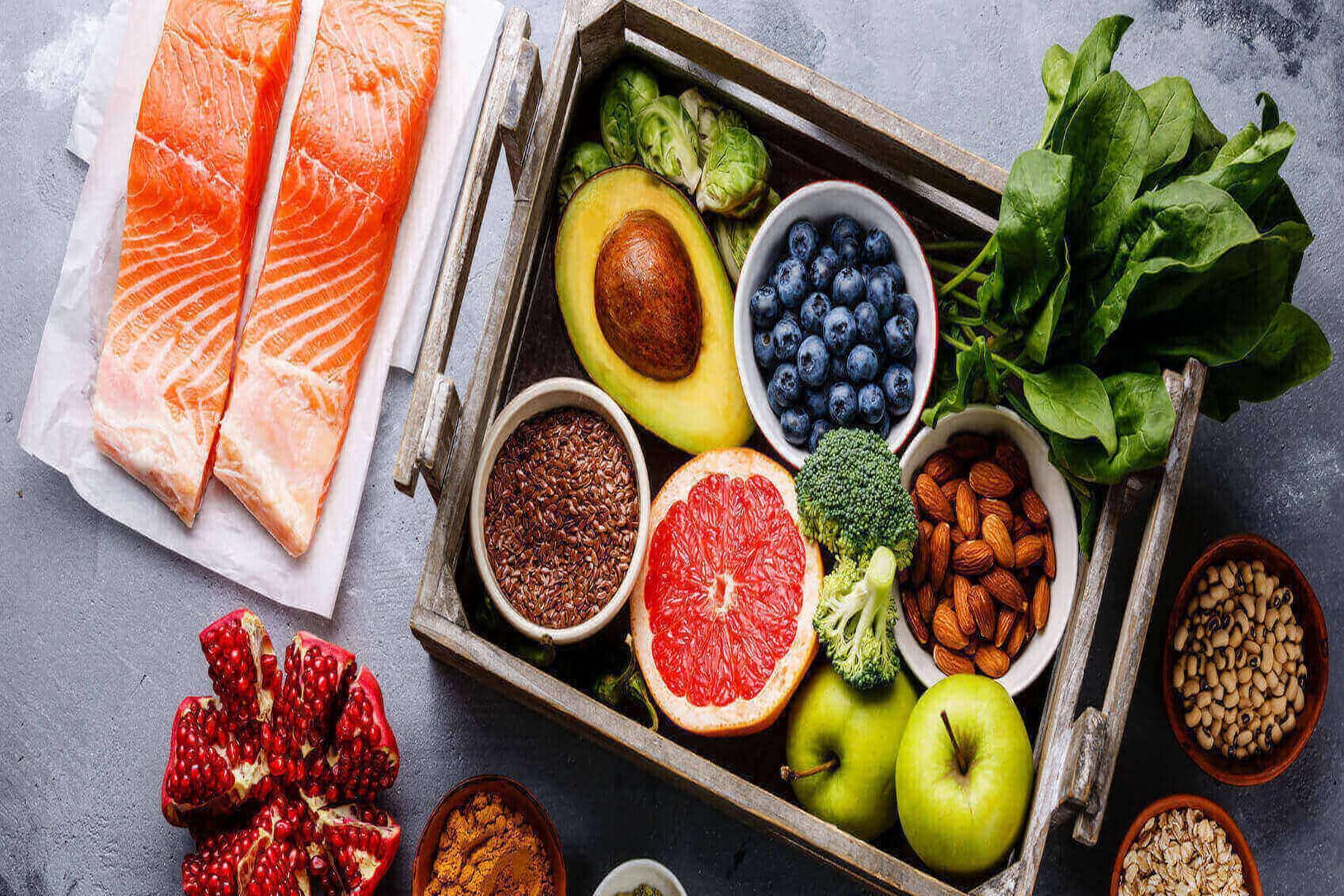 Διατροφή : Τροφές για την υγεία των ματιών σας
