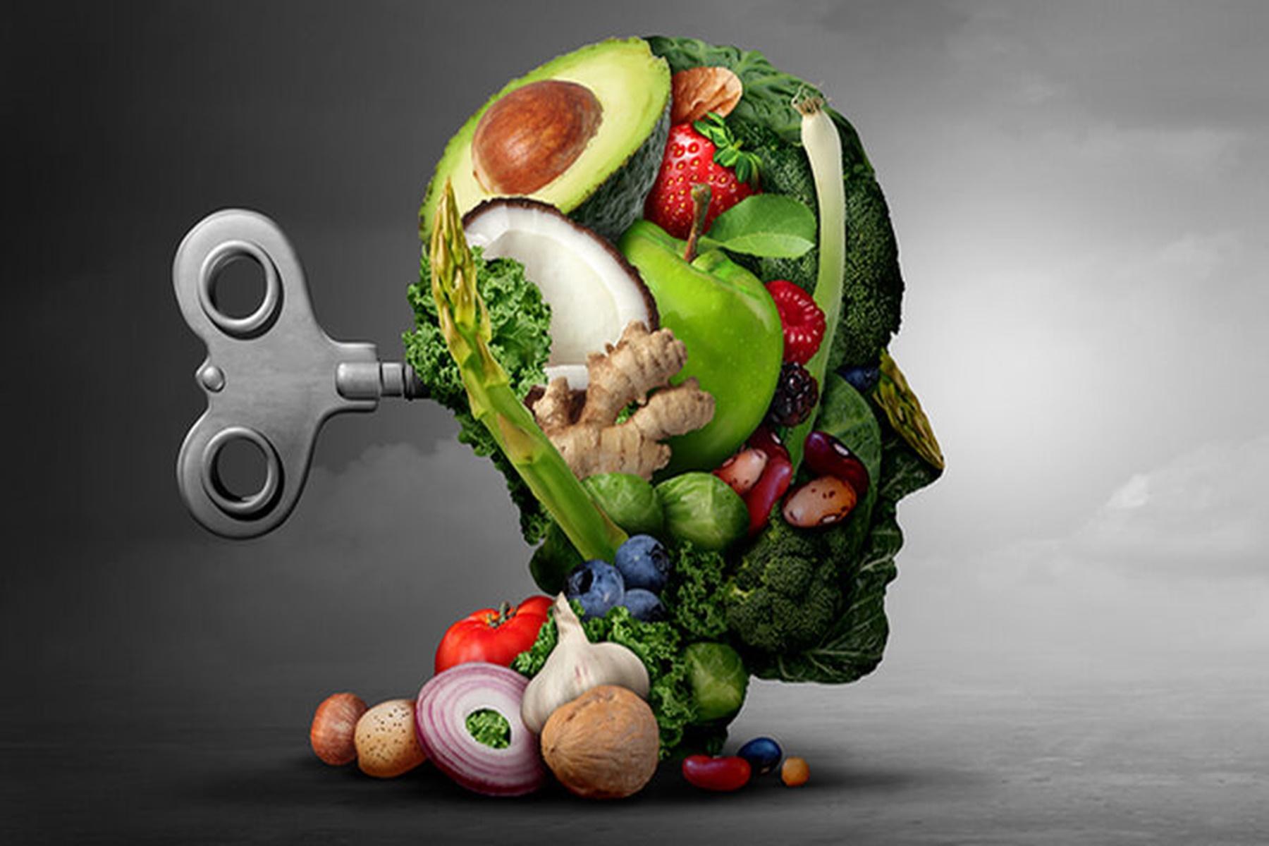 Διατροφή : Τρόφιμα που συμβάλουν στην καλή λειτουργία του εγκεφάλου