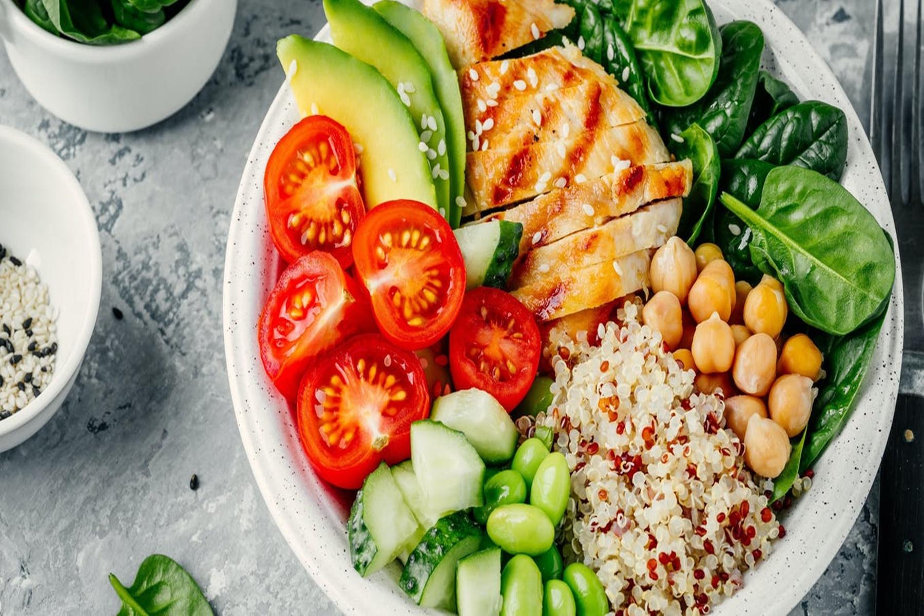 Υγιεινή Διατροφή : Συμβουλές για δυνατή καρδιά