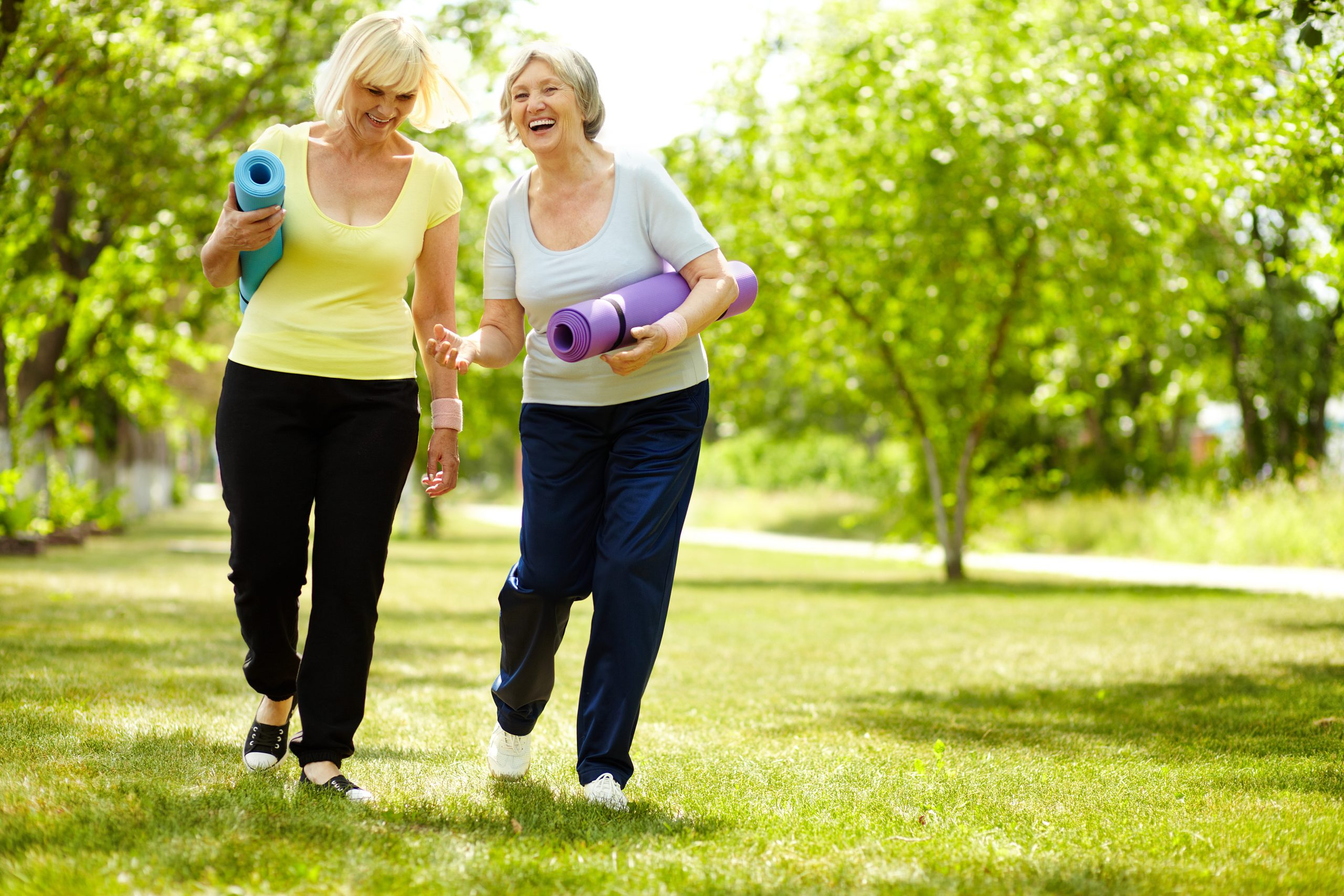 Αθλητισμός για όλους: Γιατί δεν είναι ποτέ αργά να εντάξετε την άσκηση στη ζωή σας [vid]